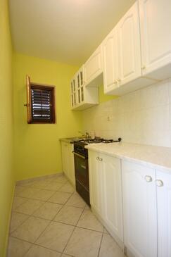 Starigrad, Kuchnia w zakwaterowaniu typu apartment, WIFI.