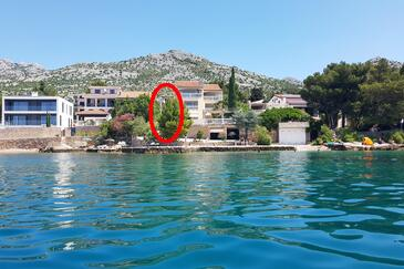 Starigrad, Paklenica, Property 6621 - Apartments by the sea.
