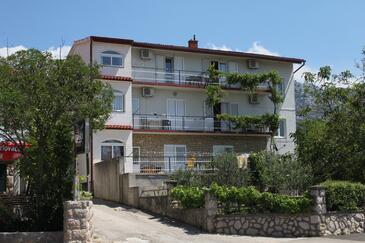 Starigrad, Paklenica, Obiekt 6622 - Kwatery przy morzu.