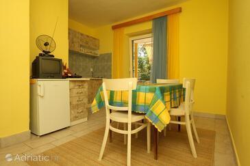 Starigrad, Столовая в размещении типа apartment, Домашние животные допускаются и WiFi.