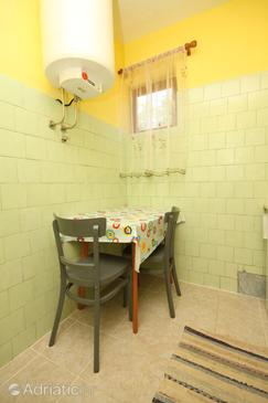 Starigrad, Dining room in the apartment, dopusteni kucni ljubimci i WIFI.