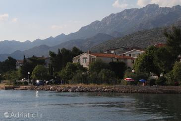 Starigrad, Paklenica, Property 6625 - Apartments by the sea.