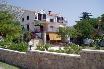 Starigrad, Paklenica, Property 6627 - Apartments and Rooms by the sea.