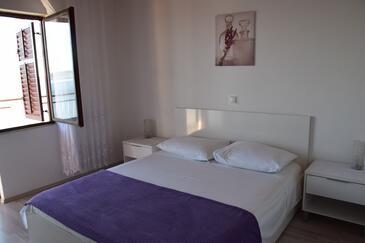 Lađin Porat, Спальня 1 в размещении типа apartment, WiFi.