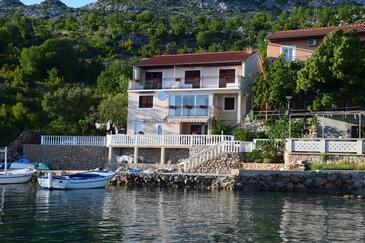 Lađin Porat, Paklenica, Alloggio 6631 - Appartamenti affitto vicino al mare.