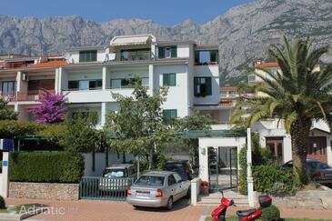 Makarska, Makarska, Объект 6632 - Апартаменты с галечным пляжем.