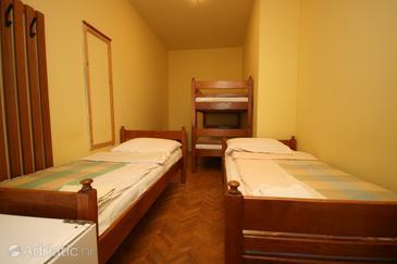 Starigrad, Bedroom in the room, dopusteni kucni ljubimci.