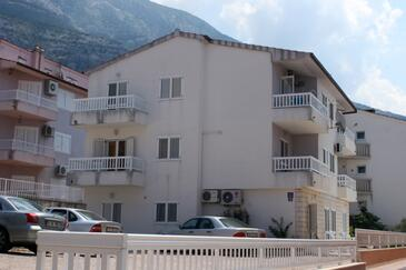 Makarska, Makarska, Property 6640 - Apartments with pebble beach.