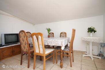 Starigrad, Dining room 1 in the apartment, dopusteni kucni ljubimci i WIFI.