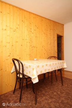 Starigrad, Dining room in the apartment, WiFi.