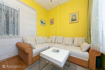 Drašnice, Гостиная в размещении типа apartment, WiFi.