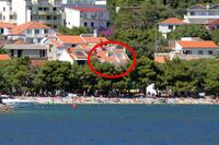 Apartments by the sea Drvenik Donja vala (Makarska) - 6658