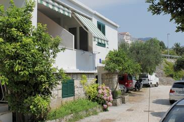 Tučepi, Makarska, Objekt 6663 - Ubytovanie blízko mora s kamienkovou plážou.