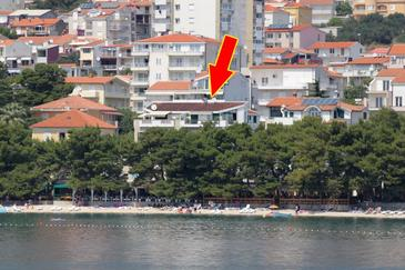 Makarska, Makarska, Property 6666 - Apartments near sea with pebble beach.