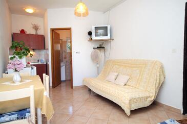 Privlaka, Гостиная в размещении типа apartment, WiFi.