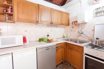 Podgora, Kuchnia w zakwaterowaniu typu apartment, WiFi.
