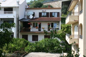 Podgora, Makarska, Property 6680 - Apartments near sea with pebble beach.