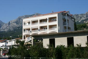 Podgora, Makarska, Property 6681 - Apartments near sea with pebble beach.