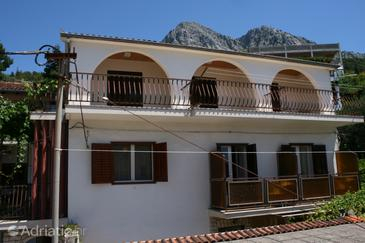 Podgora, Makarska, Property 6683 - Apartments near sea with pebble beach.