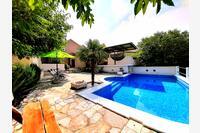 Rodinný dům s bazénem Brela (Makarská - Makarska) - 6685