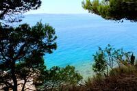 Апартаменты у моря Brela (Makarska) - 6689