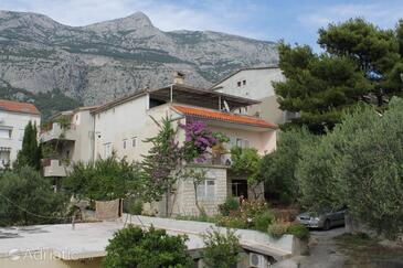 Makarska, Makarska, Obiekt 6691 - Apartamenty ze żwirową plażą.