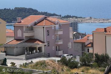 Makarska, Makarska, Property 6694 - Apartments with pebble beach.