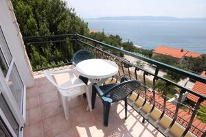 Appartements avec parking Zivogosce - Porat (Makarska) - 6700