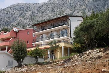 Živogošće - Porat, Makarska, Alloggio 6700 - Appartamenti affitto con la spiaggia ghiaiosa.