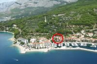 Apartments by the sea Podgora (Makarska) - 6705