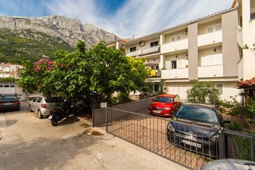 Baška Voda, Makarska, Property 6707 - Apartments near sea with pebble beach.