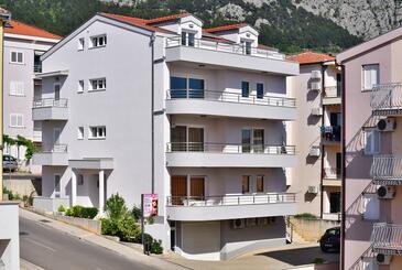 Makarska, Makarska, Property 6720 - Apartments with pebble beach.