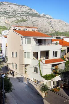 Makarska, Makarska, Property 6740 - Apartments with pebble beach.