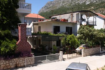 Podaca, Makarska, Property 6744 - Apartments with pebble beach.