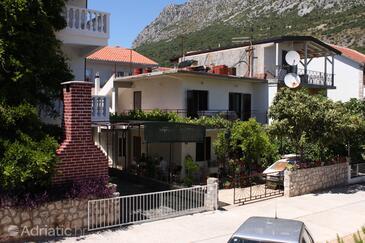 Podaca, Makarska, Property 6744 - Apartments with pebble beach.
