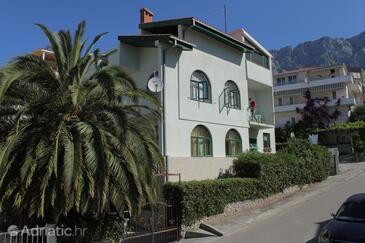 Makarska, Makarska, Property 6759 - Apartments and Rooms with pebble beach.