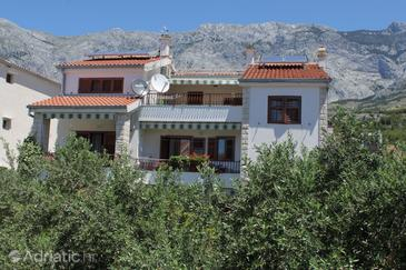 Promajna, Makarska, Property 6760 - Apartments near sea with pebble beach.