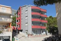 Apartments with a parking space Baška Voda (Makarska) - 6763