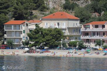 Podgora, Makarska, Property 6764 - Apartments near sea with pebble beach.