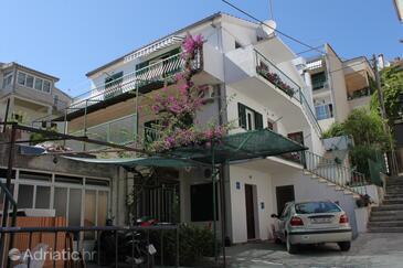 Makarska, Makarska, Property 6765 - Apartments with pebble beach.