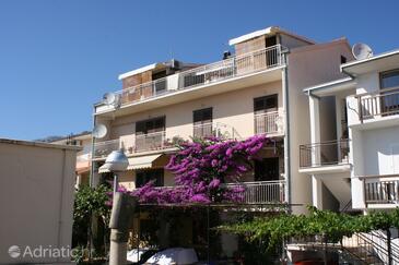 Podgora, Makarska, Property 6766 - Apartments with pebble beach.