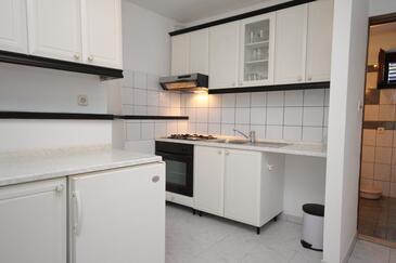 Kožino, Kitchen in the studio-apartment, WIFI.
