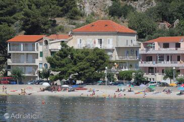 Podgora, Makarska, Property 6782 - Apartments near sea with pebble beach.