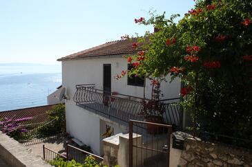Podgora, Makarska, Objekt 6788 - Ubytovanie blízko mora s kamienkovou plážou.