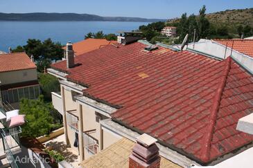Živogošće - Blato, Makarska, Obiekt 6797 - Apartamenty przy morzu ze żwirową plażą.