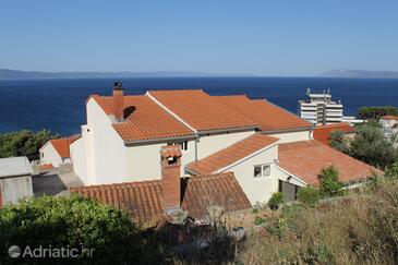 Podgora, Makarska, Property 6816 - Apartments with pebble beach.