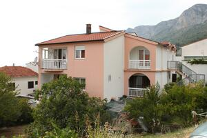 Apartments with a parking space Gradac, Makarska - 6820