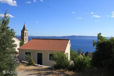 Gornja Podgora, Makarska, Объект 6833 - Дом для отдыха с галечным пляжем.