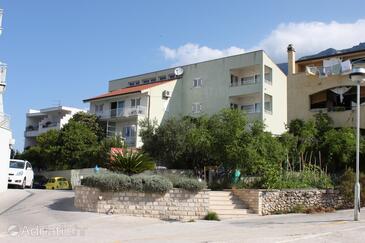 Makarska, Makarska, Objekt 6839 - Ubytování v blízkosti moře s oblázkovou pláží.