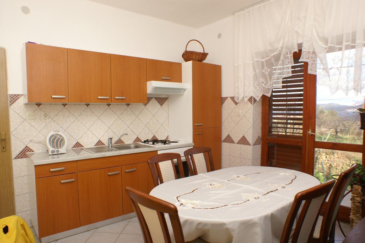 Ferienwohnung im Ort Neviane (Paaman), Kapazität 4+1 (1013428), Nevidane, Insel Pasman, Dalmatien, Kroatien, Bild 4